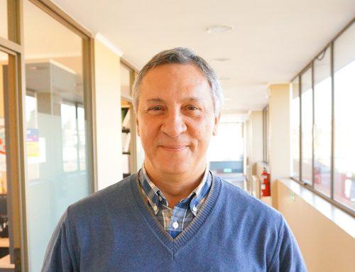 Investigador UDT dicta plenaria en encuentro mundial: Carbon-2019